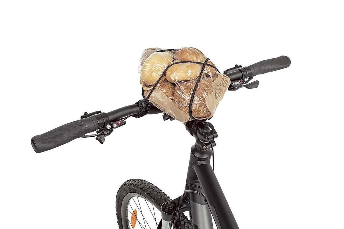 Bild 4 von IDEENWELT carryyygum Lenkrad-Gepäckträger