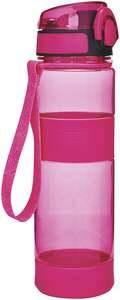 IDEENWELT Sport-Trinkflasche pink
