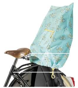 IDEENWELT Fahrradkindersitz-Abdeckung