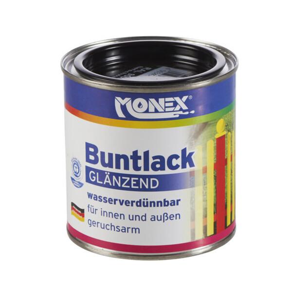 Monex Buntlack in Schwarz 375 ml glänzend