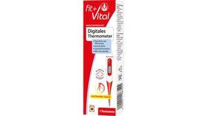 Fit + Vital Fieberthermometer