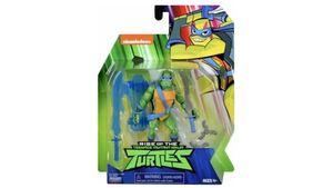Jazwares - Rise Of The Teenage Mutant Ninja Turtles - Leonardo Basic Action Figur