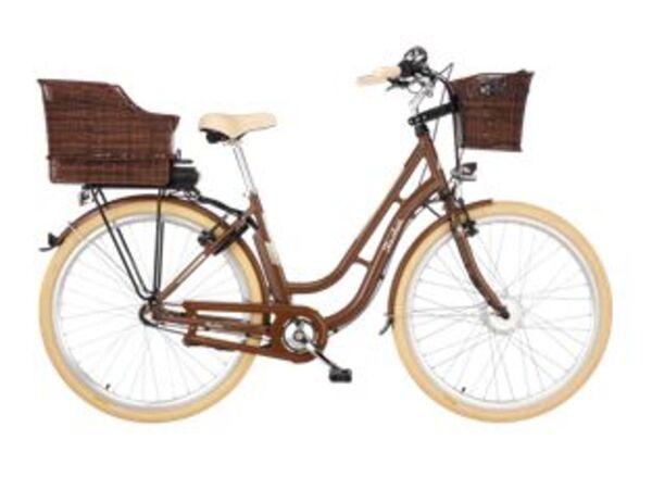 Fischer City-E-Bike »ER 1804«
