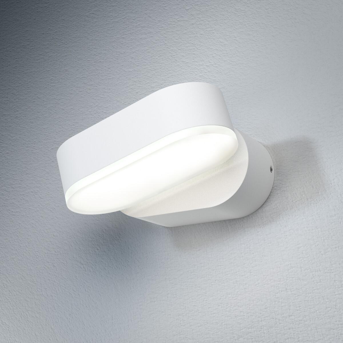 Bild 1 von Ledvance Außenleuchte Endura Style Mini Spot, 7,5W, Gehäuse Aluminium, weiß, ca. 10,0 x 11,0 x 5,4cm