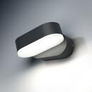 Bild 2 von Ledvance Außenleuchte Endura Style Mini Spot, 7,5W, Gehäuse Aluminium, dunkelgrau, ca. 10,0 x 11,0 x