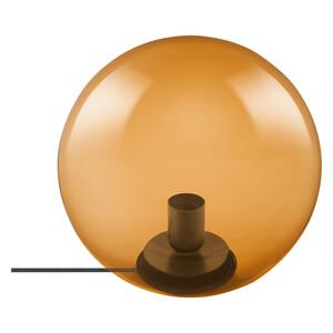 Ledvance 1906 BUBBLE TABLE G OR, Glas Orange, ca. 25 X 24,5cm