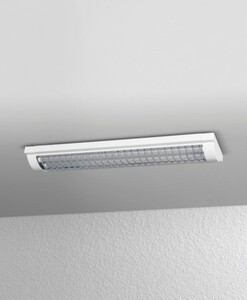 Ledvance LED OFFICE LINE GRID DIM0.6 25W/840, ca. 59,5 x 13,4 x 4,6 cm