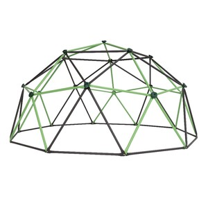 Geodome Klettergerüst grün/bronze 335x335x168 cm