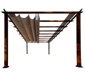 Paragon Outdoor Pavillon Florenz 11x16 Cocoa
