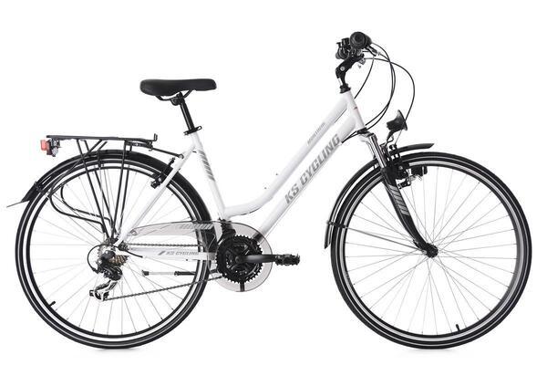 KS Cycling Trekkingrad Damen 28'' RH 53cm