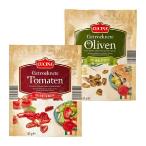 IL GUSTO DELL' ITALIA     Getrocknete Tomaten / Oliven