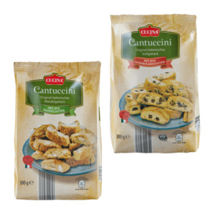 CUCINA     Cantuccini