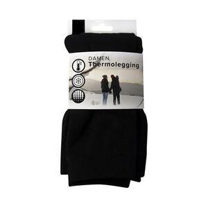 Damen Thermolegging - schwarz, Gr. S/M (36/40)