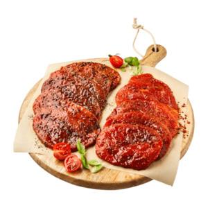 BBQ     Irische Rindersteaks