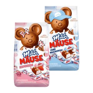 CHÂTEAU     Milch Mäuse