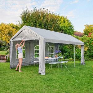 Garten Party-Pavillon, 3 x 6 m