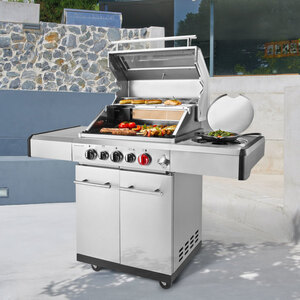 Gasgrill Enders Kansas Pro 3 SIK Turbo