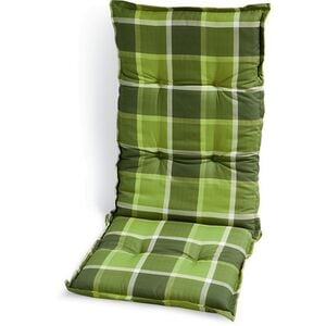 Living & Garden Hochlehner, verschiedene Farbvarianten - grün karo