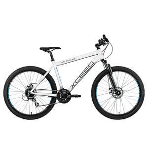KS Cycling Hardtail Mountainbike Xceed 24 Gänge, 27,5 Zoll für Herren