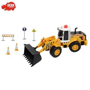 Dickie Toys Air-Pump Schaufellader