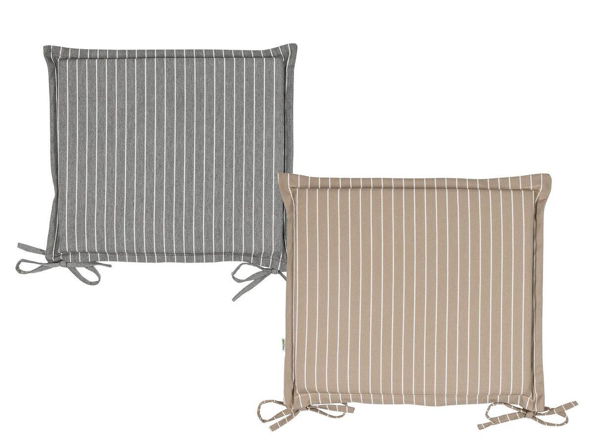 Bild 1 von FLORABEST Wende-Sitzkissen für Klappstuhl 38x42x3cm