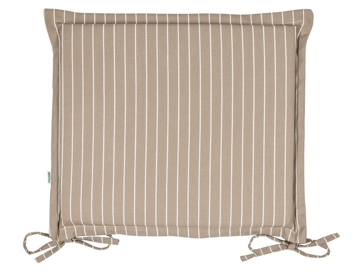Bild 3 von FLORABEST Wende-Sitzkissen für Klappstuhl 38x42x3cm