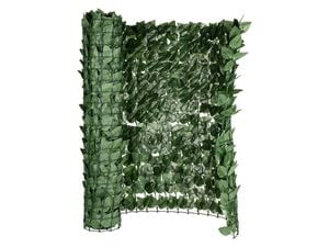 FLORABEST Sichtschutz, 3 x 1 m, Hecken-Nachbildung, aus Kunststoff, witterungsbeständig