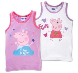 PEPPA PIG Mädchen-Unterhemden