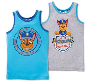 PAW PATROL Jungen-Unterhemden
