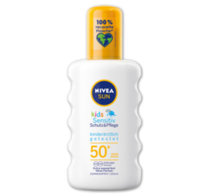 NIVEA SUN Kids Sensitiv Sonnenspray