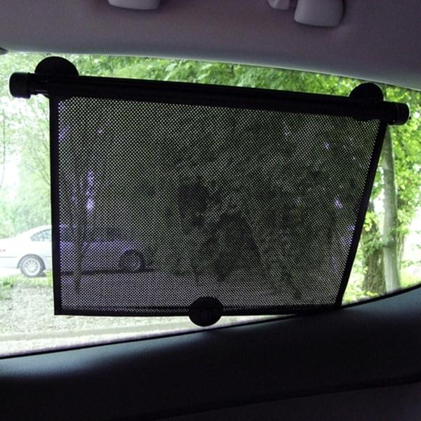 Auto-Sonnenschutzrollos 2er