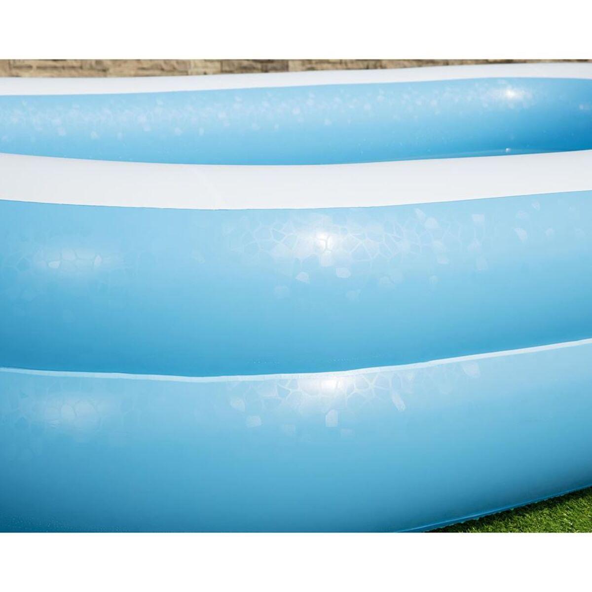 Bild 4 von Bestway #54006 Family Pool Blue 262x175x51cm