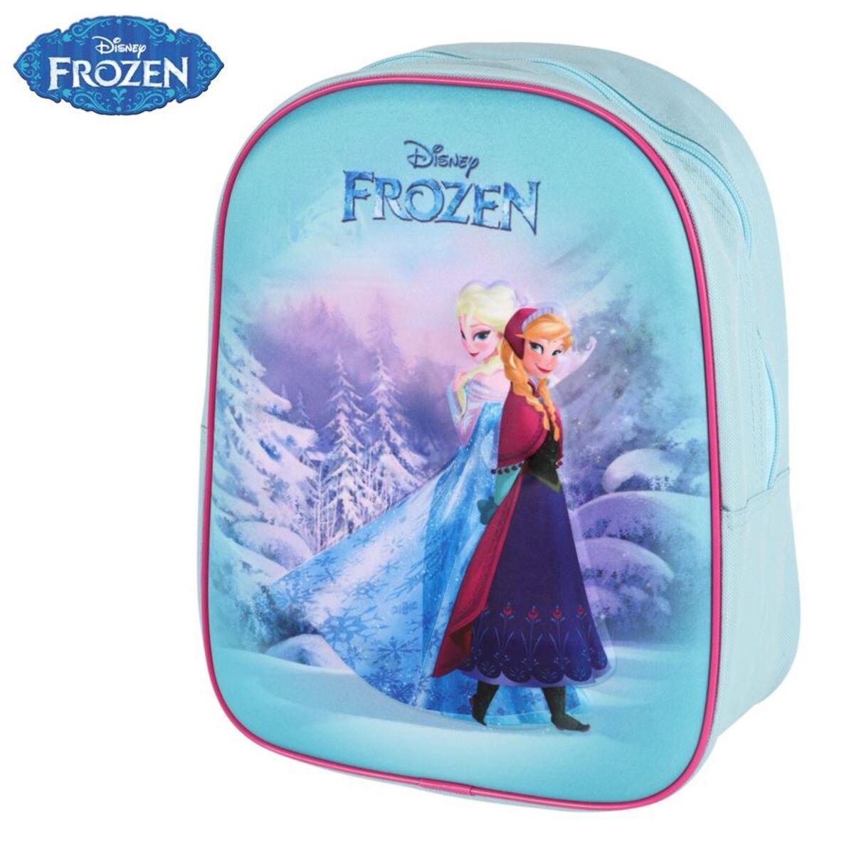 Bild 1 von Disney Frozen 3D-Kinderrucksack
