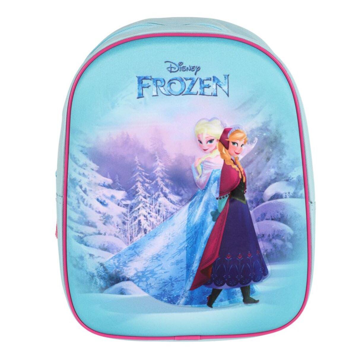Bild 2 von Disney Frozen 3D-Kinderrucksack