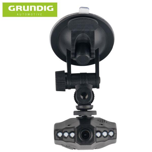 Grundig Digitale KFZ-Videokamera HD720P
