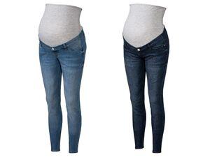 ESMARA® Umstandsjeans, Super Skinny Fit, extra hoch geschnitten, mit Baumwolle