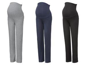 ESMARA® Umstands Relaxhose, extralanger Umschlagbund, 2 aufgesetzte Gesäßtaschen