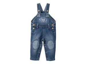 LUPILU® Baby Jungen Jeanslatzhose Pure Collection