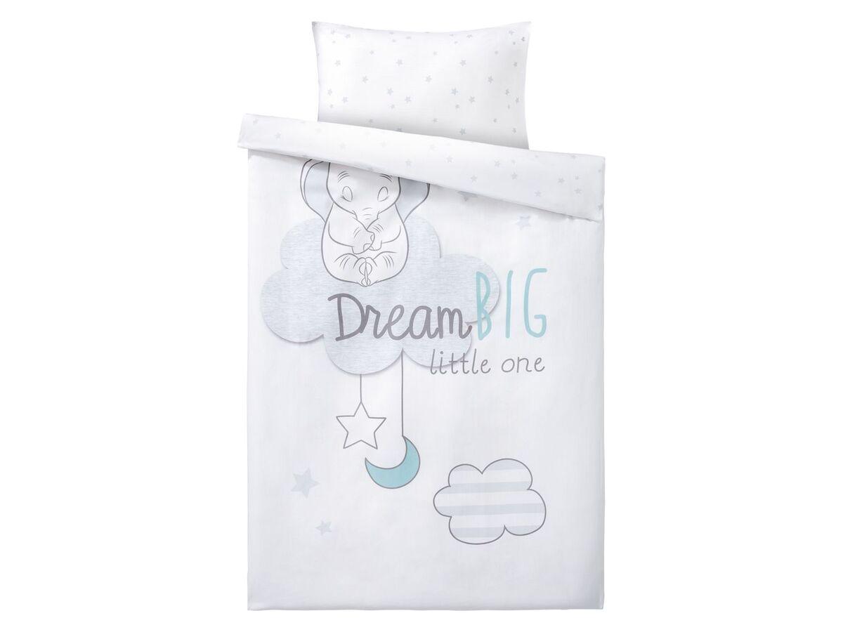 Bild 2 von Baby Bettwäsche, 100 x 135 cm, mit Wende-Motiv, aus reiner Baumwolle
