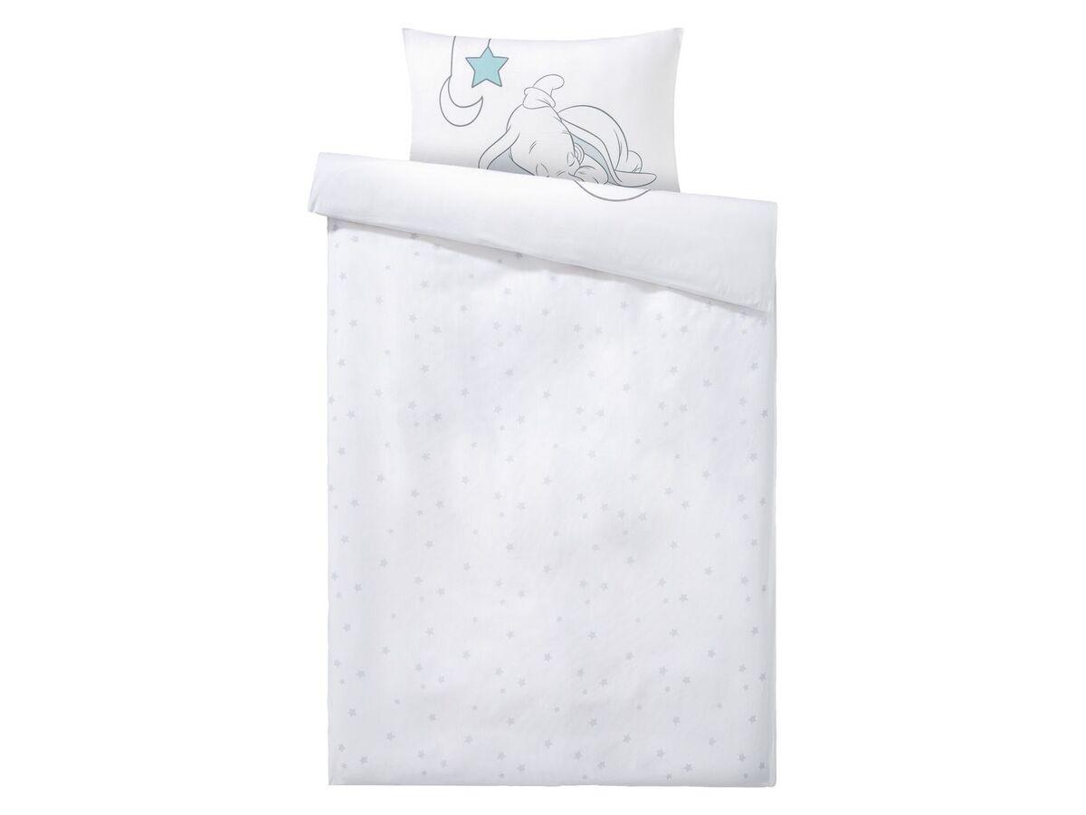 Bild 3 von Baby Bettwäsche, 100 x 135 cm, mit Wende-Motiv, aus reiner Baumwolle