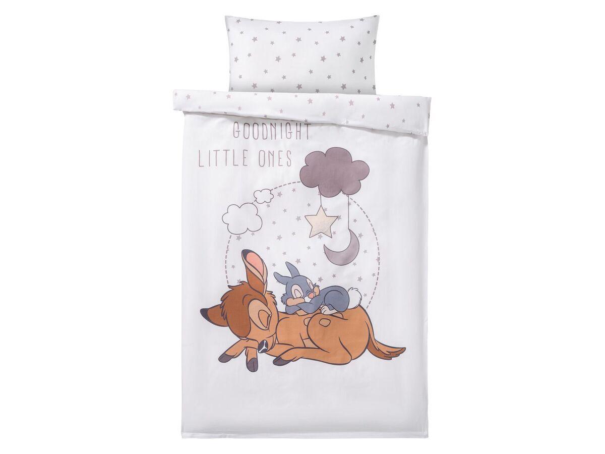 Bild 4 von Baby Bettwäsche, 100 x 135 cm, mit Wende-Motiv, aus reiner Baumwolle