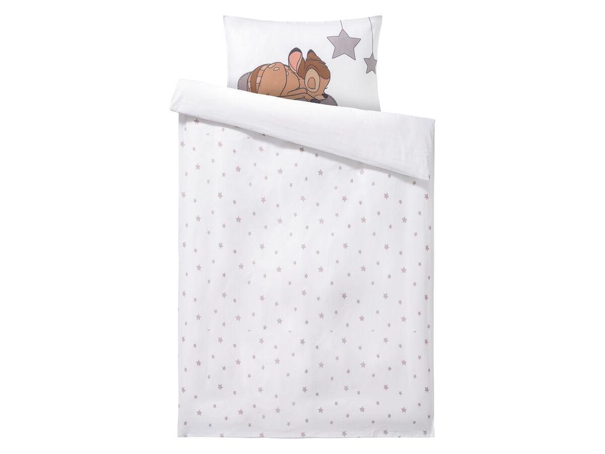 Bild 5 von Baby Bettwäsche, 100 x 135 cm, mit Wende-Motiv, aus reiner Baumwolle