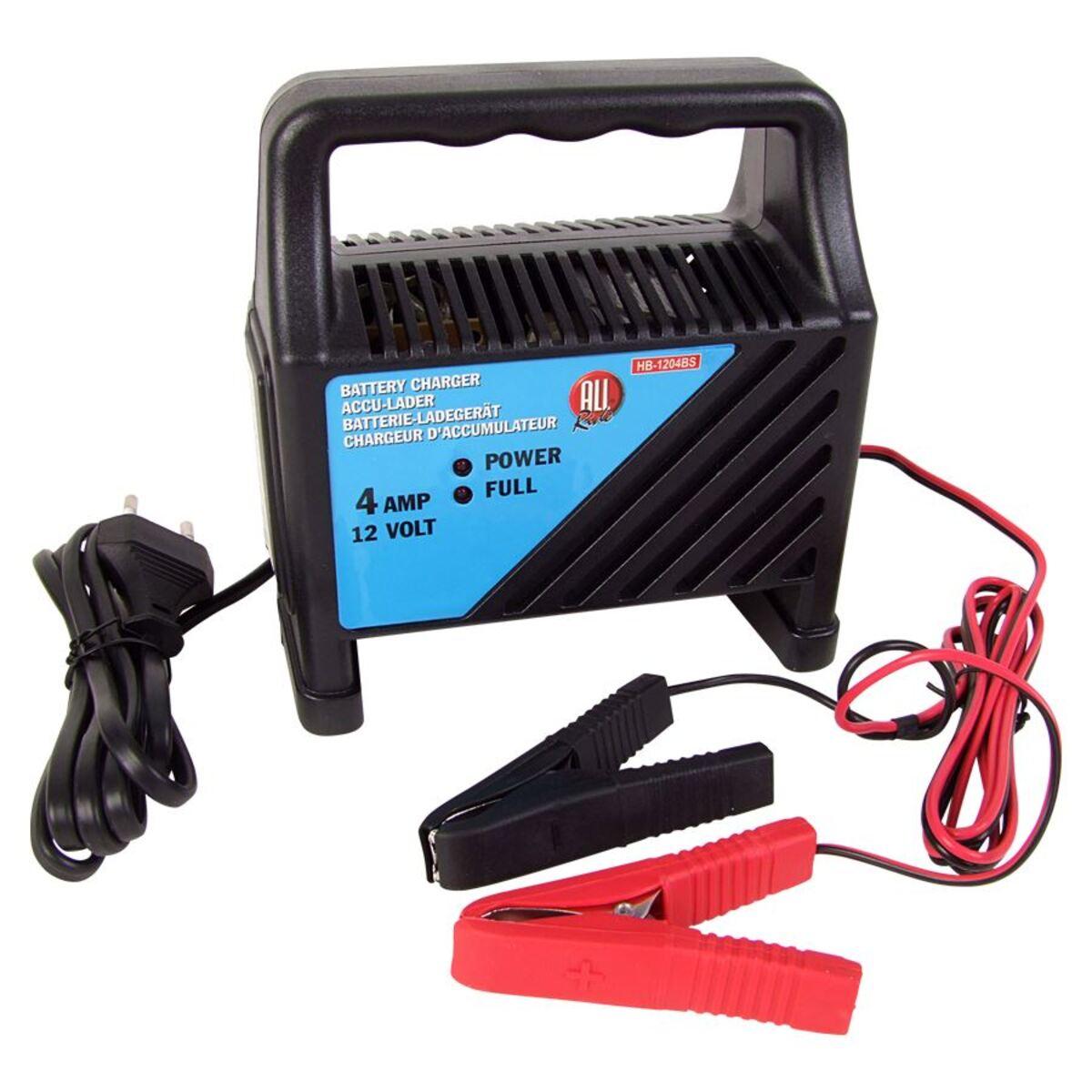 Bild 1 von Autobatterie-Ladegerät HB-1204BS