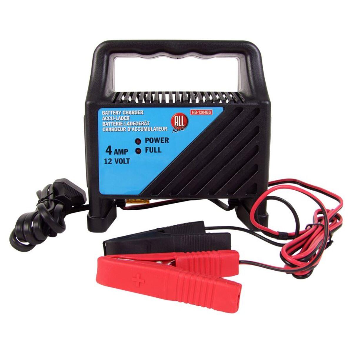 Bild 2 von Autobatterie-Ladegerät HB-1204BS