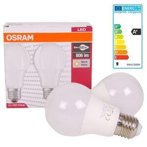 Osram LED Classic A60 10W E27 2er-Pack