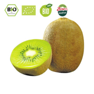 ItalienZespri Kiwi grün oder Bio HIT Kiwi