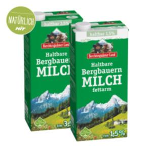 Berchtesgadener Land Bergbauern H-Milch