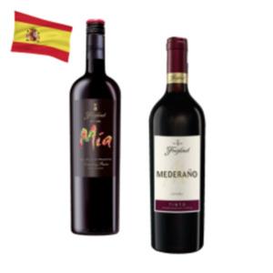 Freixenet Mederaño oder Mia Weine