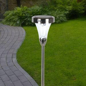 LED-Solarleuchte mit Bewegungssensor 16x72cm