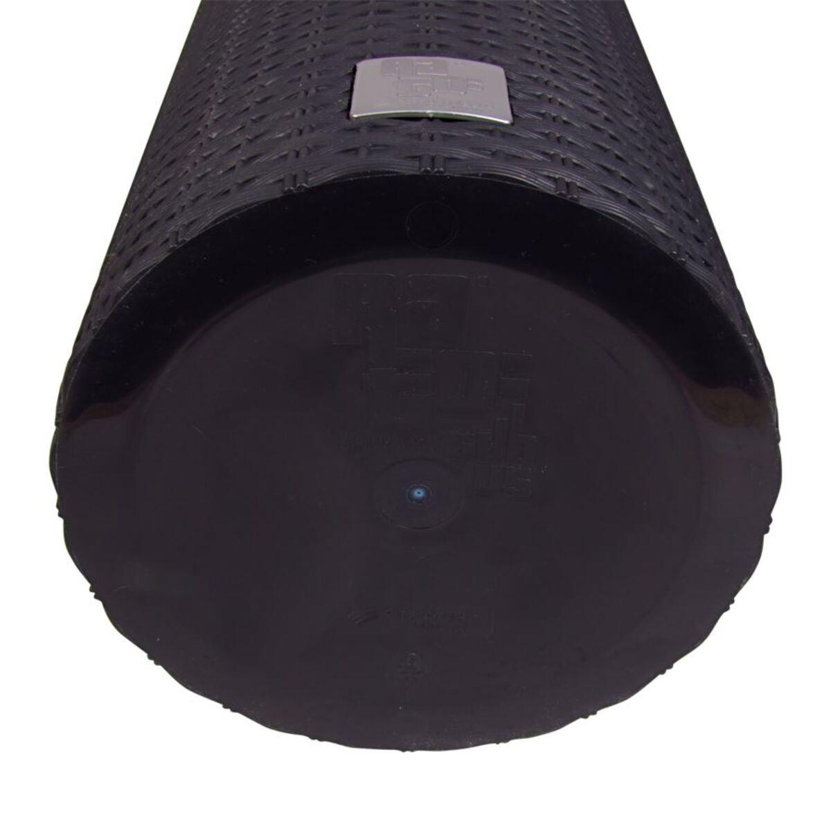 Bild 5 von Polyrattan-Pflanztopf mit Einsatz 30x57,5cm Anthrazit